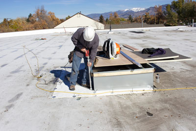 Commercial roofing services lubbock tx