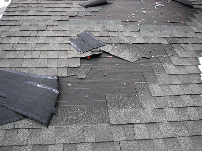 Residential roof replacement pampa tx