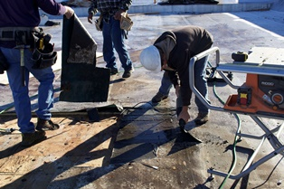 flat roof repair lubbock texas