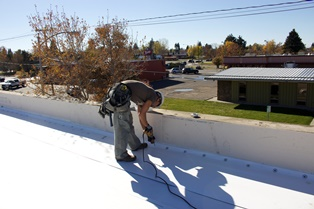 Flat roof replacement in lubbock tx