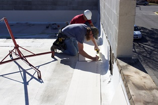 Flat roof replacement lubbock texas