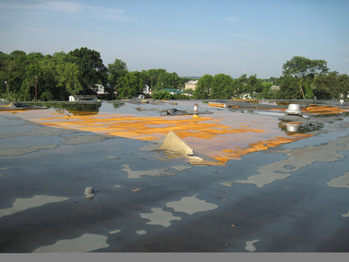 flat roof replacement services pampa