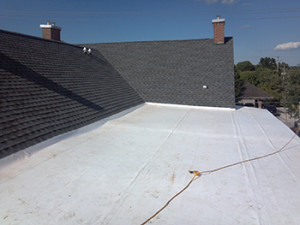 Flat Roof Replacement Amarillo TX PIC 1