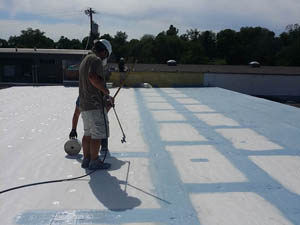 Commercial Roof Coating Amarillo Texas Acr Commercial